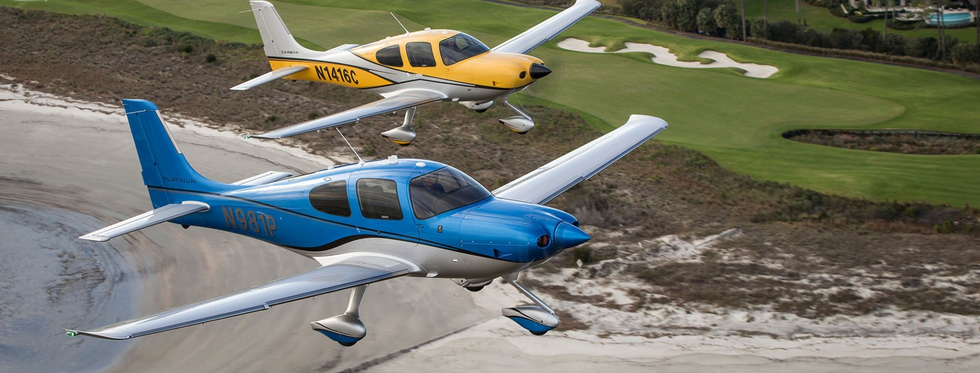 2016 Cirrus SR22 and SR22T