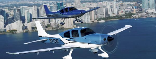 Sr22t Cirrus Aircraft