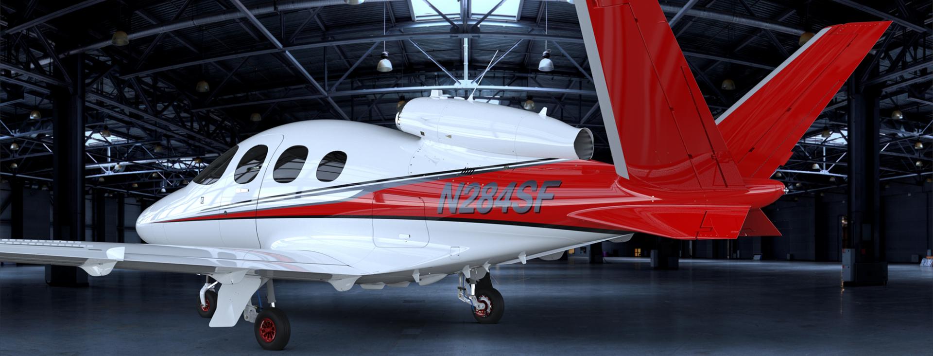 Vision Jet | Cirrus Aircraft