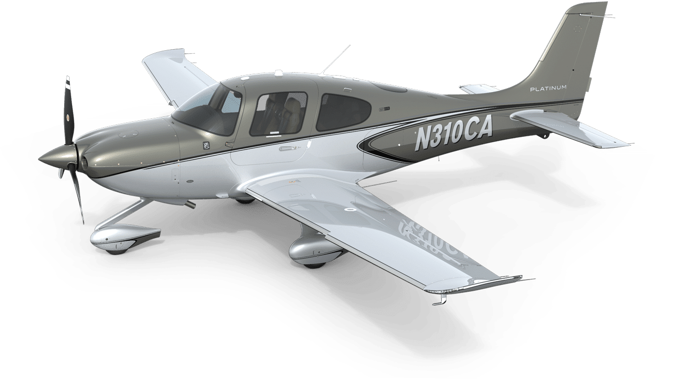 Sr22 Cirrus Aircraft