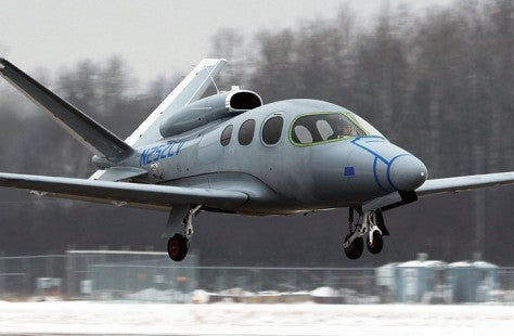 C2 First Flight