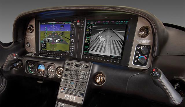Cirrus Aircraftcirrus Perspective Cirrus Aircraft