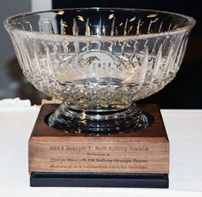 Joseph T Nall Award
