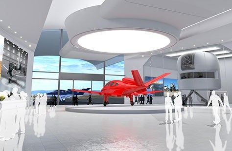 Cirrus Vision Jet >> Cirrus AircraftCirrus Aircraft Customer Experience 'Vision Center' will expand to Knoxville, TN ...