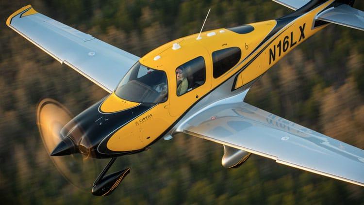 6000th Cirrus Aircraft