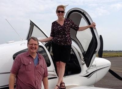 Having a Cirrus is Flying Made Easy for John Gressett