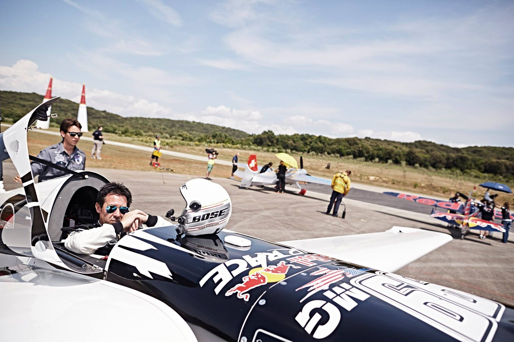 What It's Like to Be a Red Bull Air Race Pilot