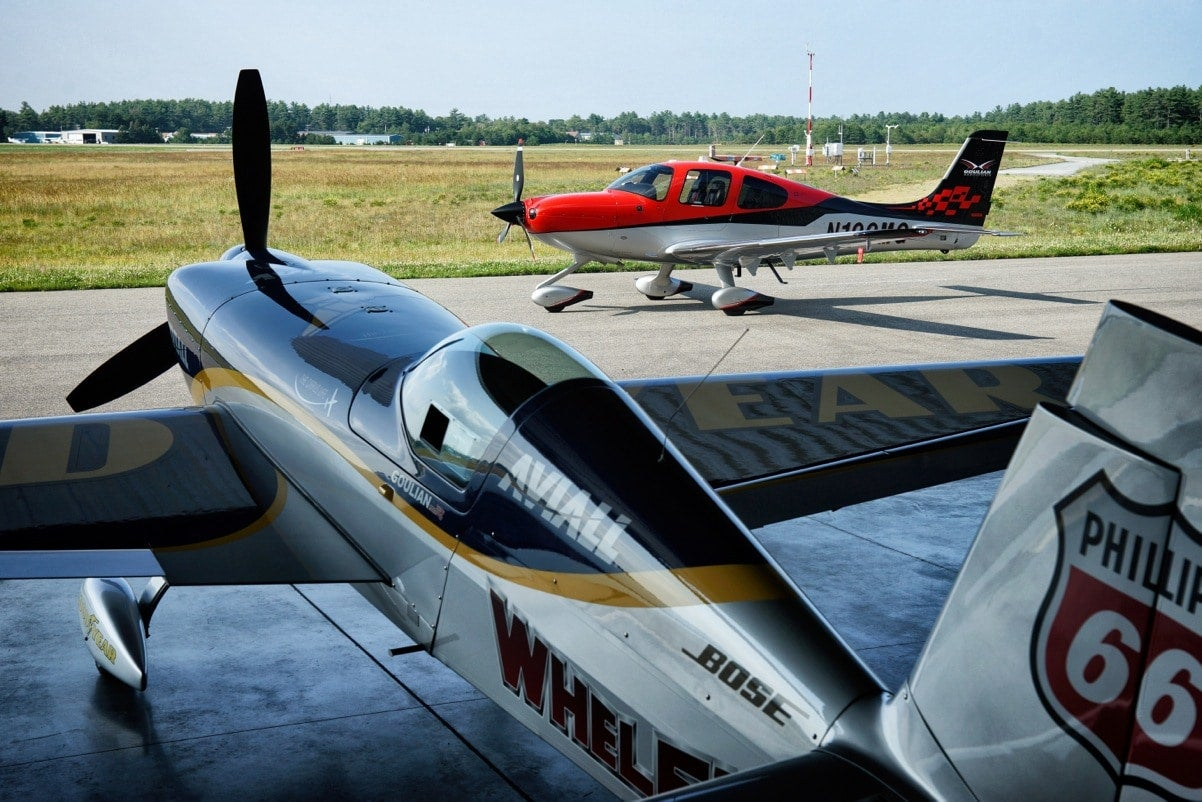 On the Road to EAA AirVenture Oshkosh with Michael Goulian
