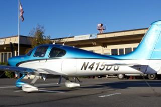 N415DG-in-front-of-JATO