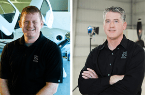 Expanded Leadership Roles for Todd Simmons and Pat Waddick