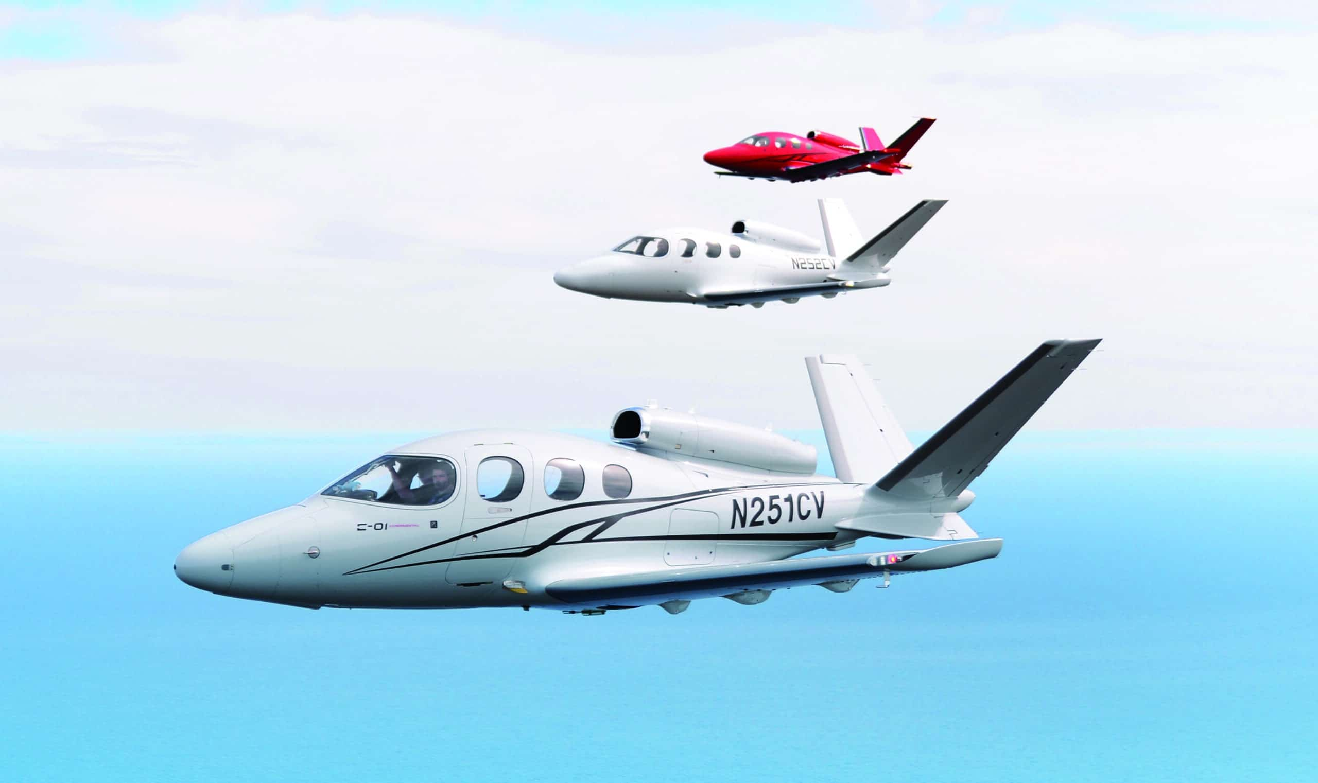 The Vision Jet Enters Final Stages of Certification