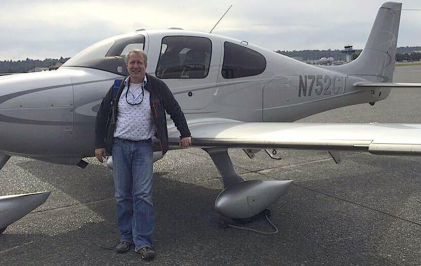 Ken Westrick Went Top Gun with The Flight Academy