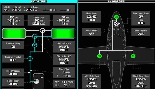 Perspective Touch Features Cirrus Aircraft