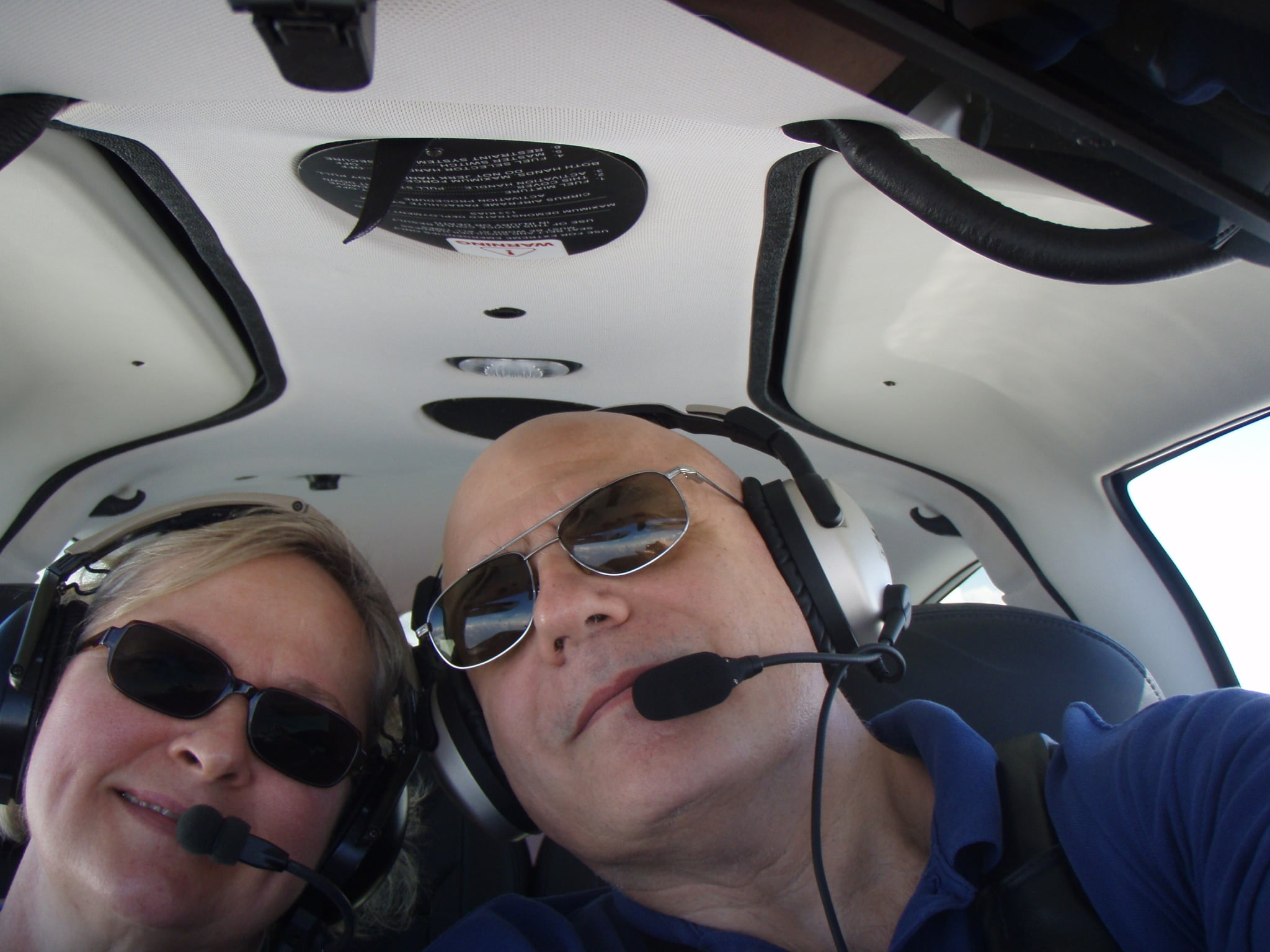 Dr. Tim Buchman Gains Peace of Mind When Flying His Cirrus