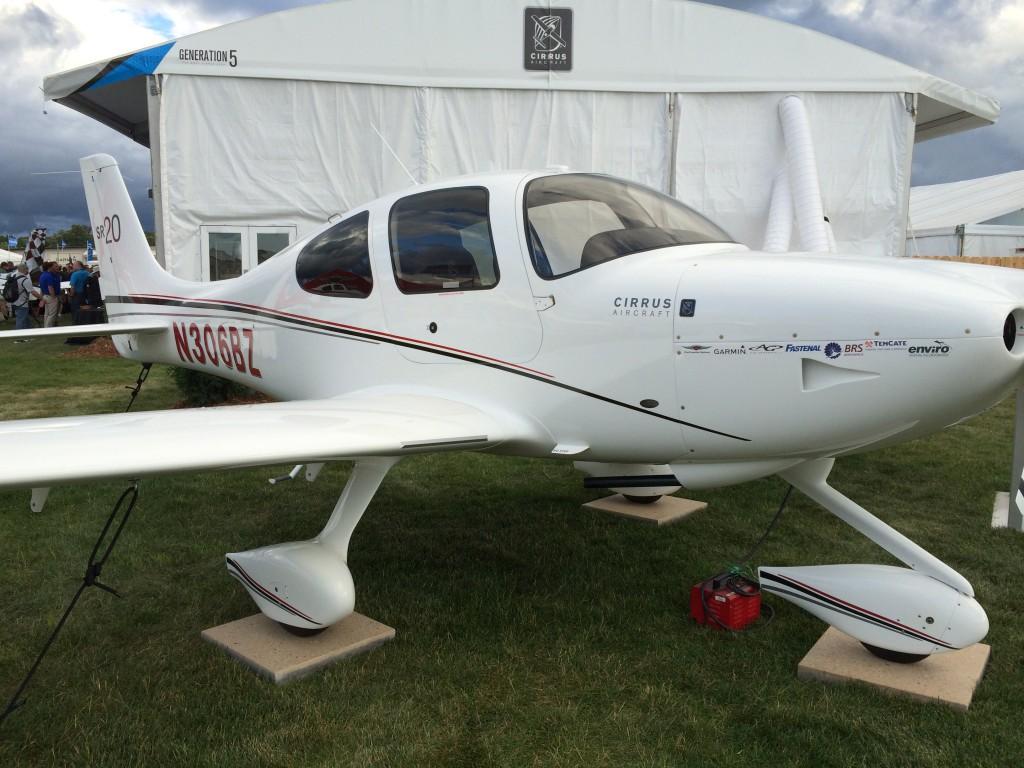 Tim's Plane