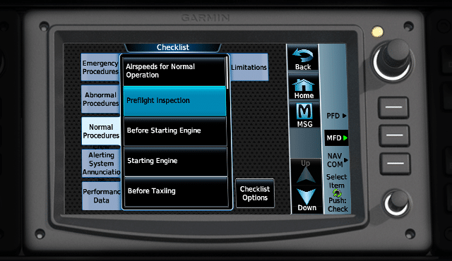 Cirrus Aircraftperspective Touch Features Cirrus Aircraft