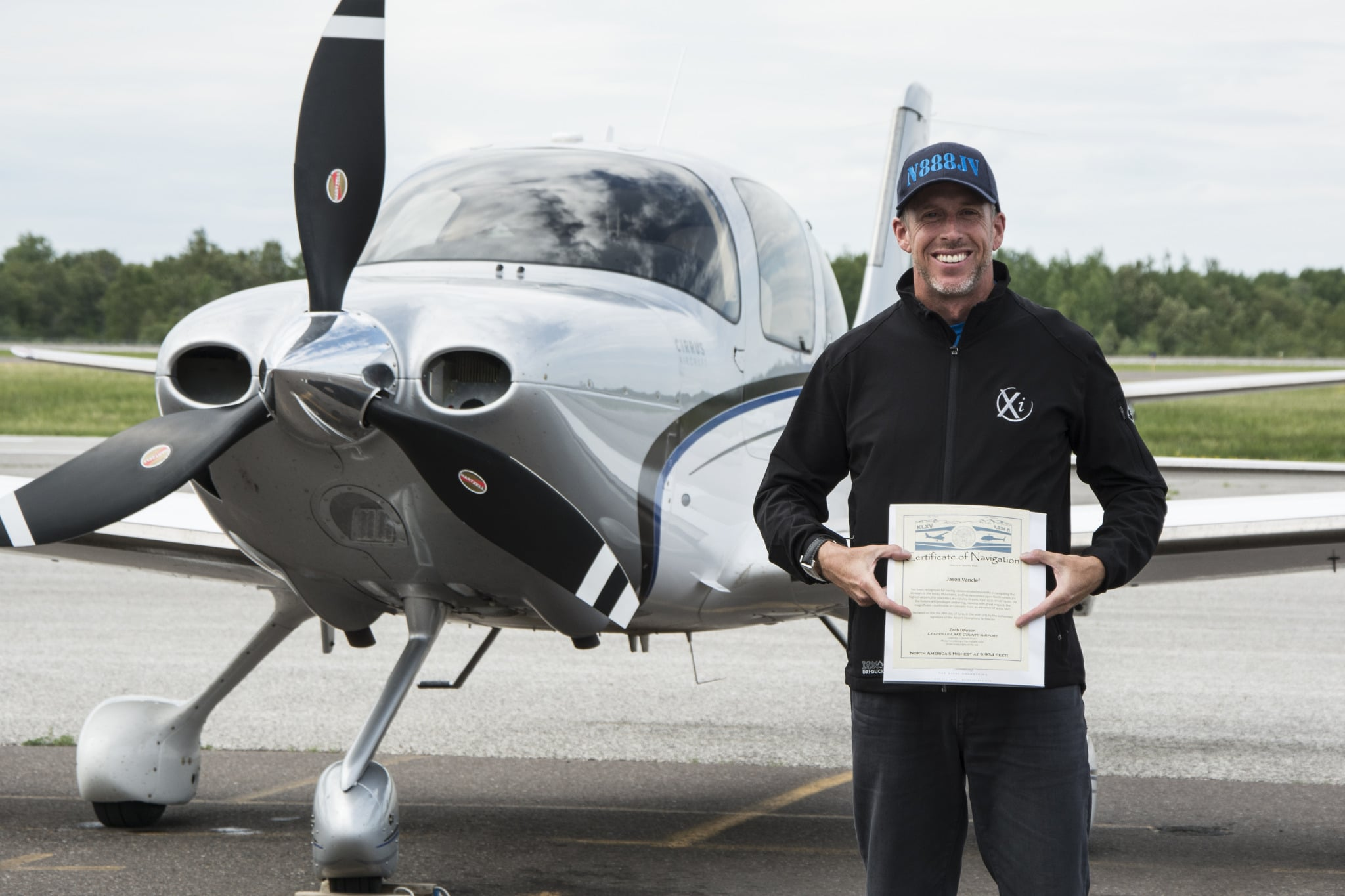 Jason Sought a Better Way to Travel – Cirrus Answered