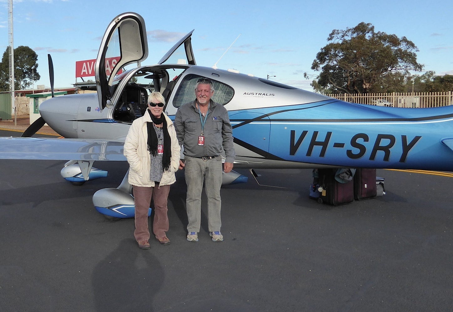 Kevin Found the Perfect Fit with Cirrus Aircraft's Special Edition Australis™