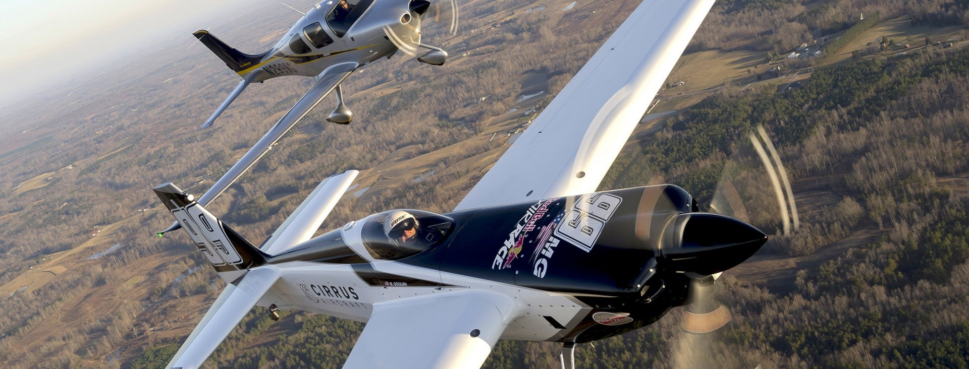 Pre Owned Factory >> Cirrus Aircraft | Red Bull Air Race