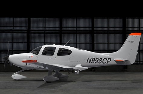 Cirrus Perception: Designed for Special Mission Flight
