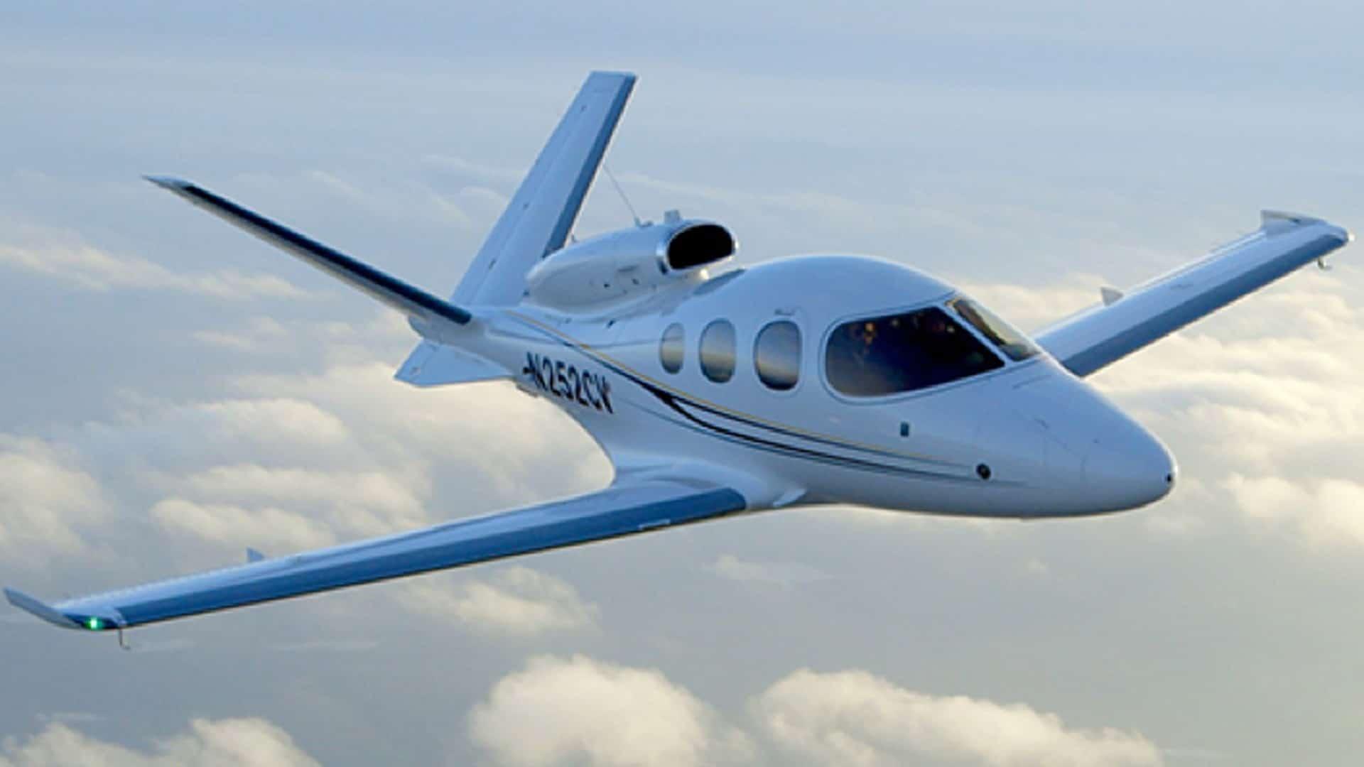 Cirrus Aircraft Vision Jet Achieves Faa Certification Cirrus Aircraft
