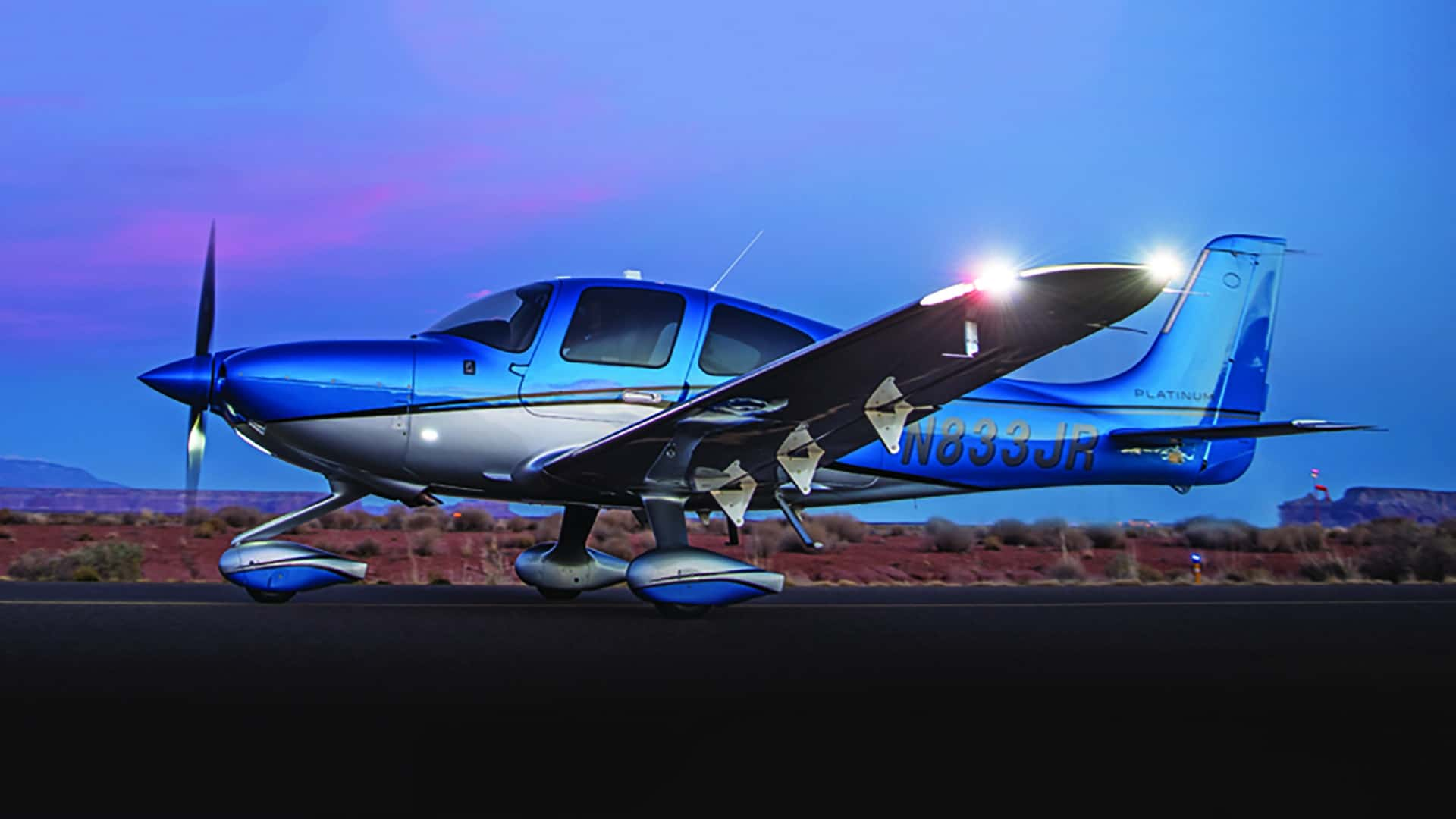 Cirrus Aircraft Launches G6 SR Series