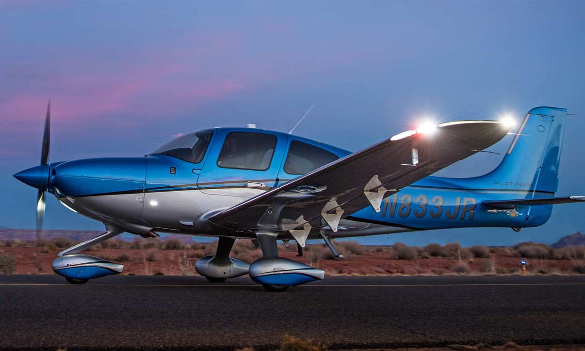 Cirrus AircraftG6: Smarter. Safer. Faster. | Cirrus Aircraft