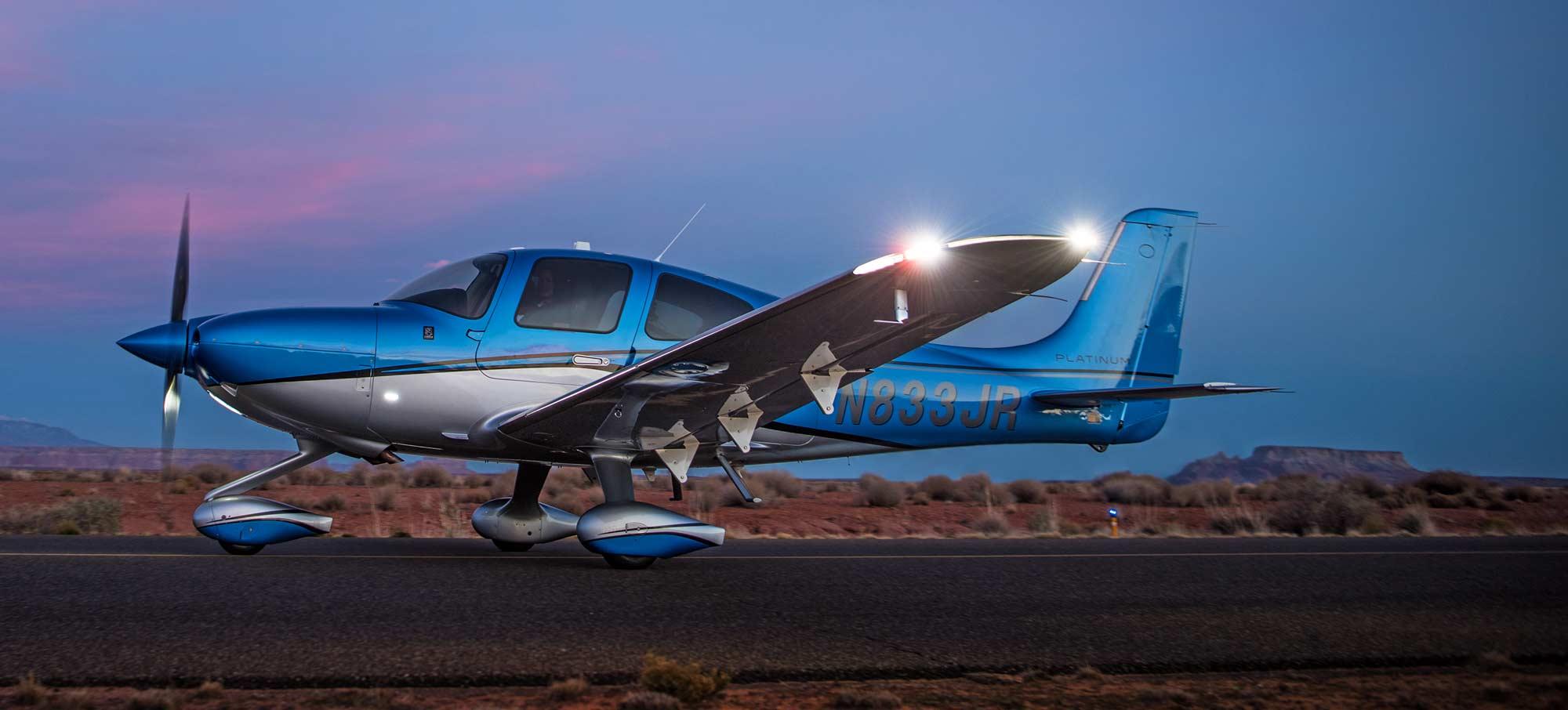 Cirrus Aircraft G6 Smarter Safer Faster