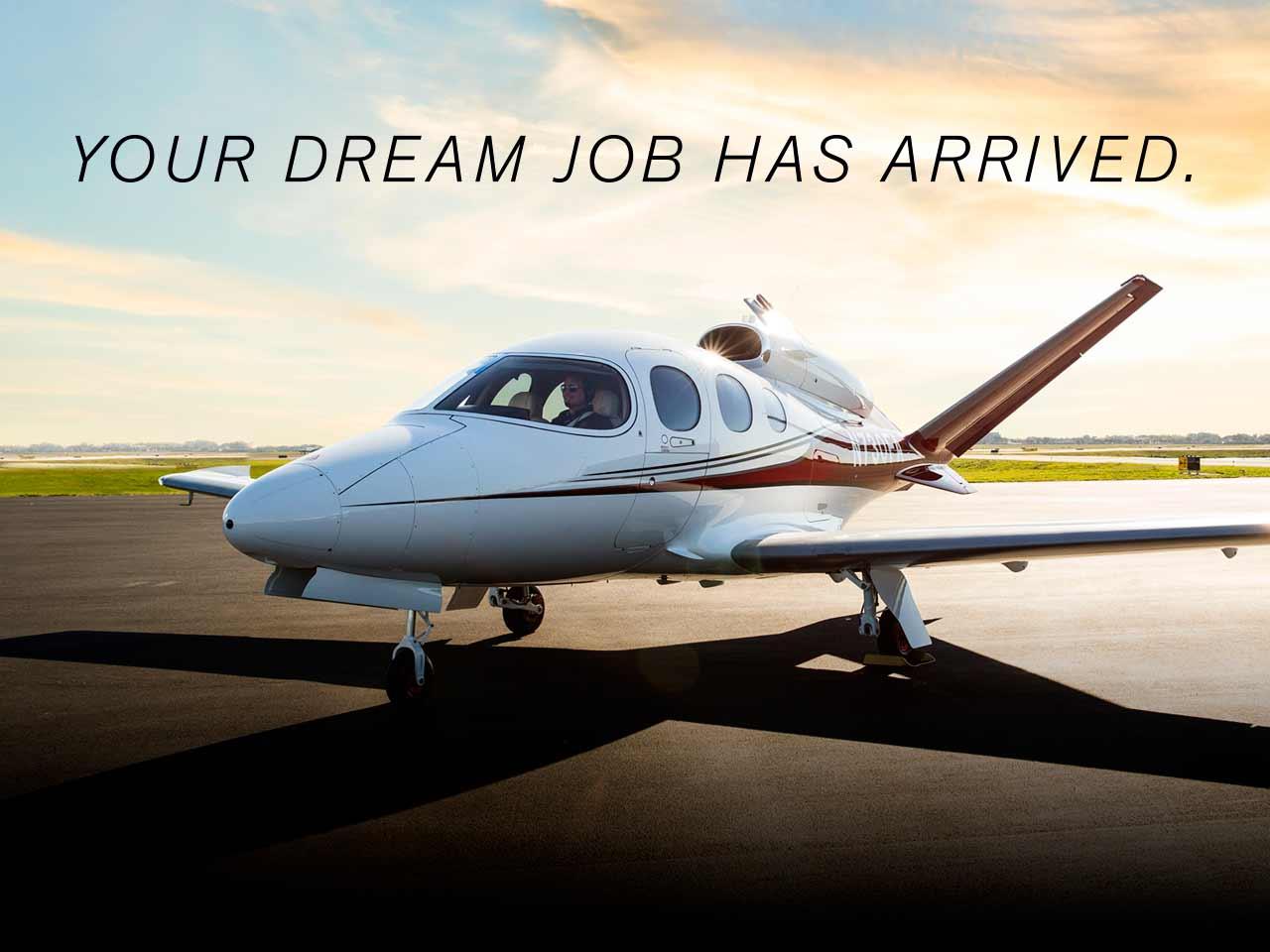 Dream Job | Cirrus Aircraft