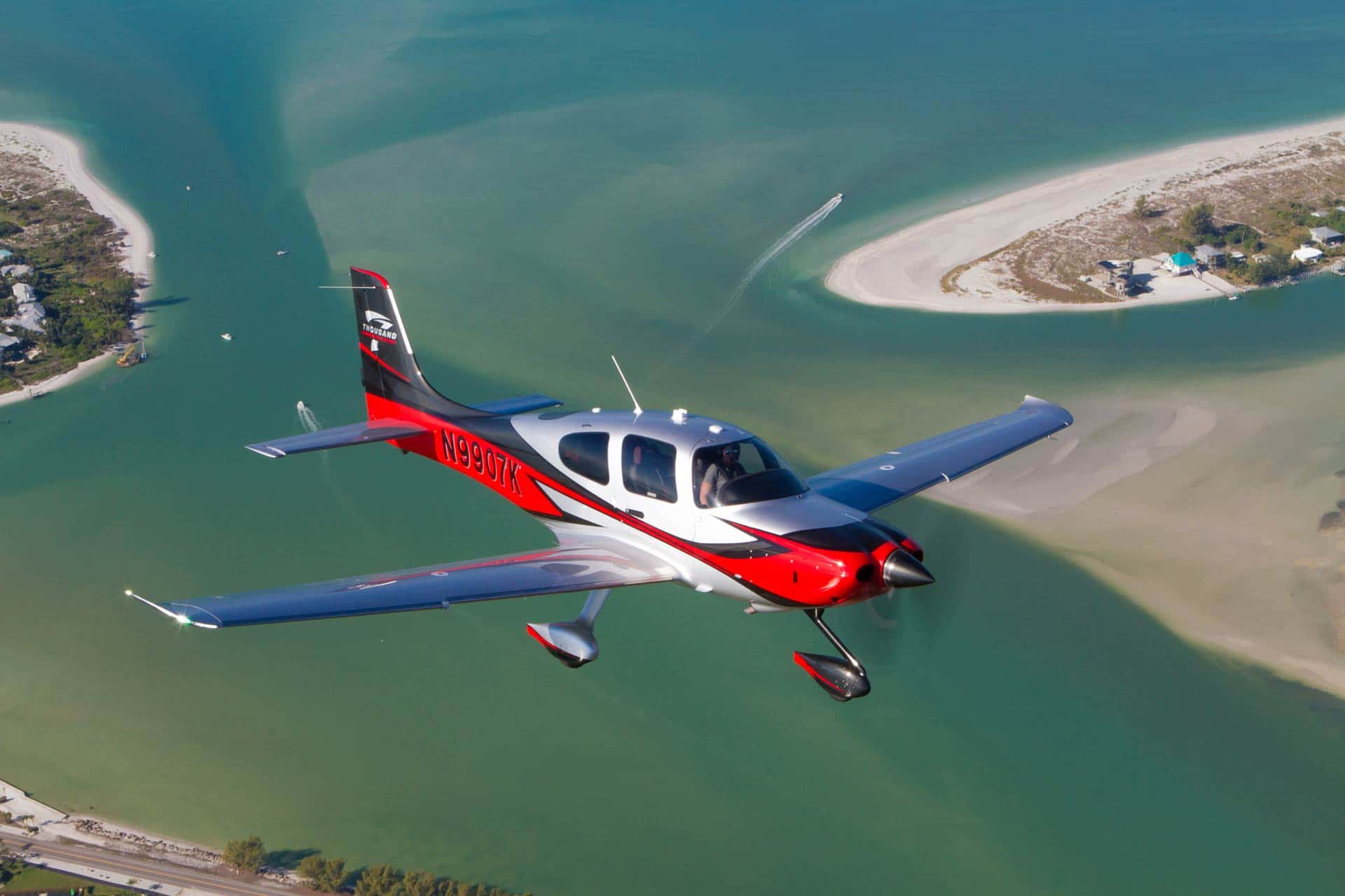 7 Thousand Cirrus Aircraft