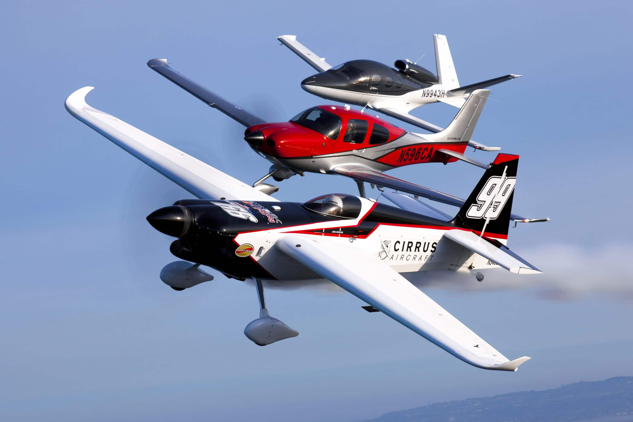 Strong Aircraft Deliveries Drive Impressive 2017 Performance