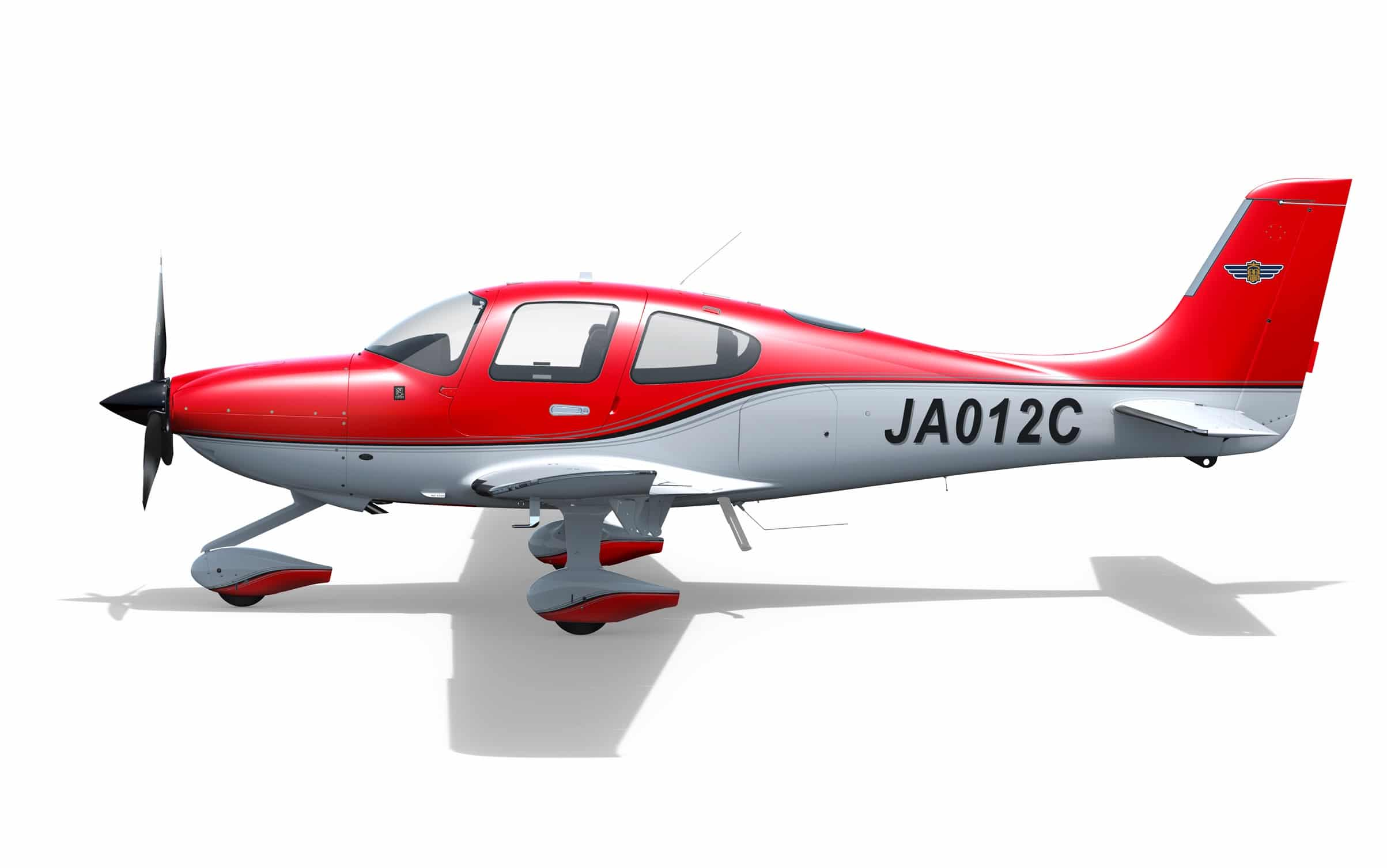 Japan Civil Aviation College Selects Cirrus Aircraft SR22 for Flight Training Academy