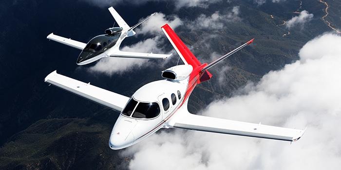 Cirrus Aircraft Vision Jet Wins Prestigious Collier Trophy