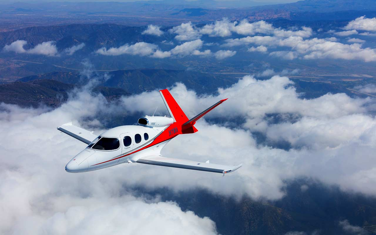 Pre-Owned Vision Jet | Cirrus Aircraft