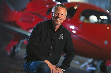 Cirrus Aircraft CEO Dale Klapmeier to Step Down Next Year