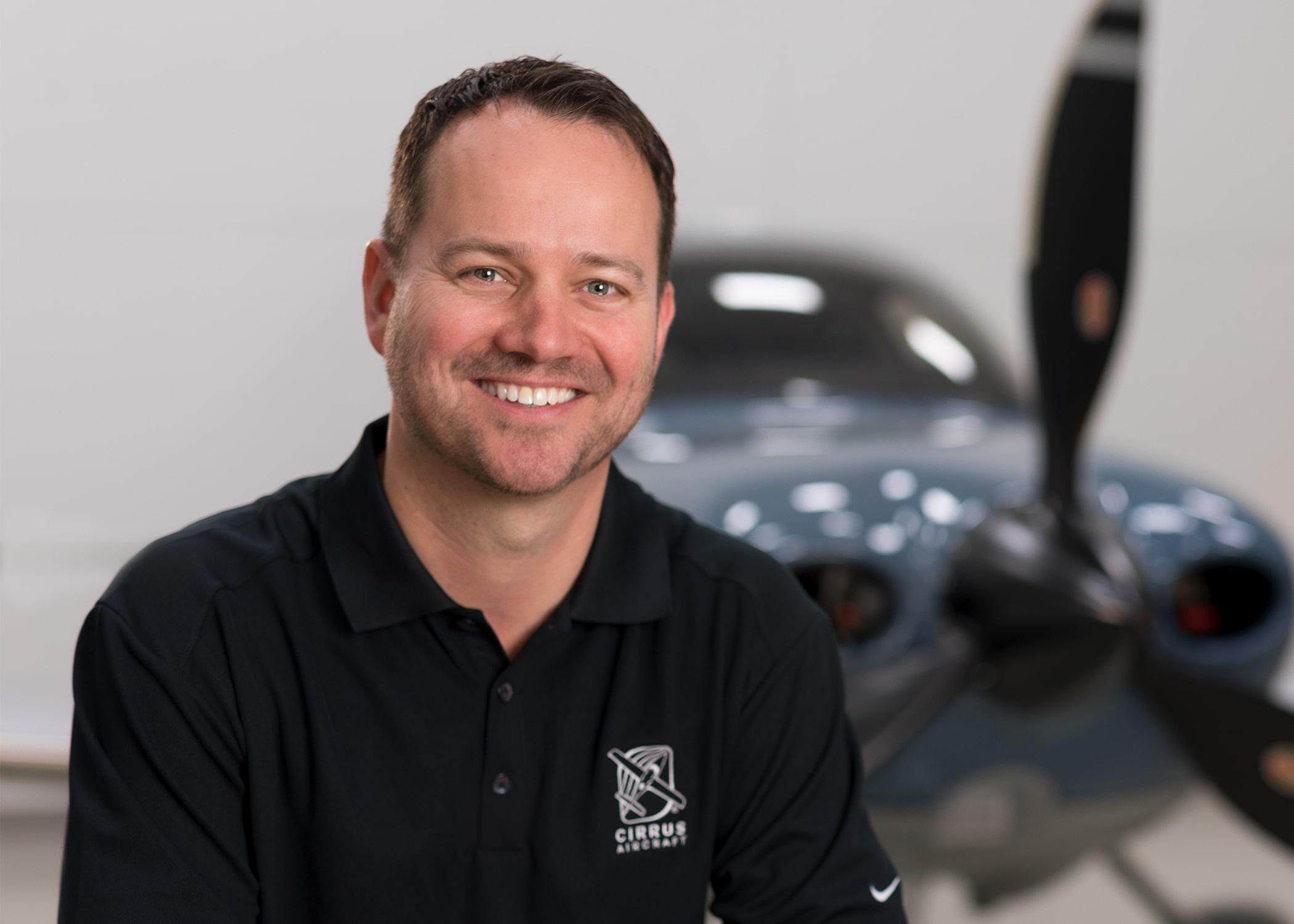 Cirrus Aircraft Announces New CEO