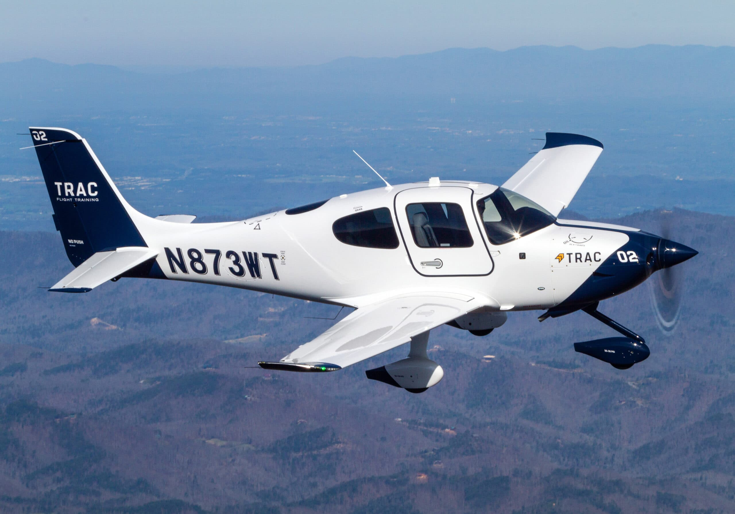 The TRAC Series: Purpose Built for Flight Training