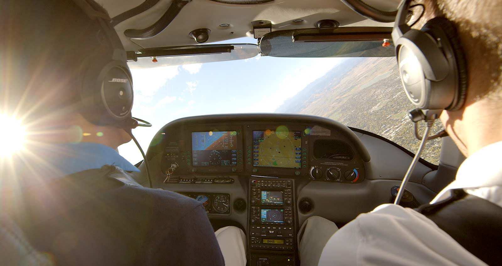 Complimentary Cirrus Transition Training
