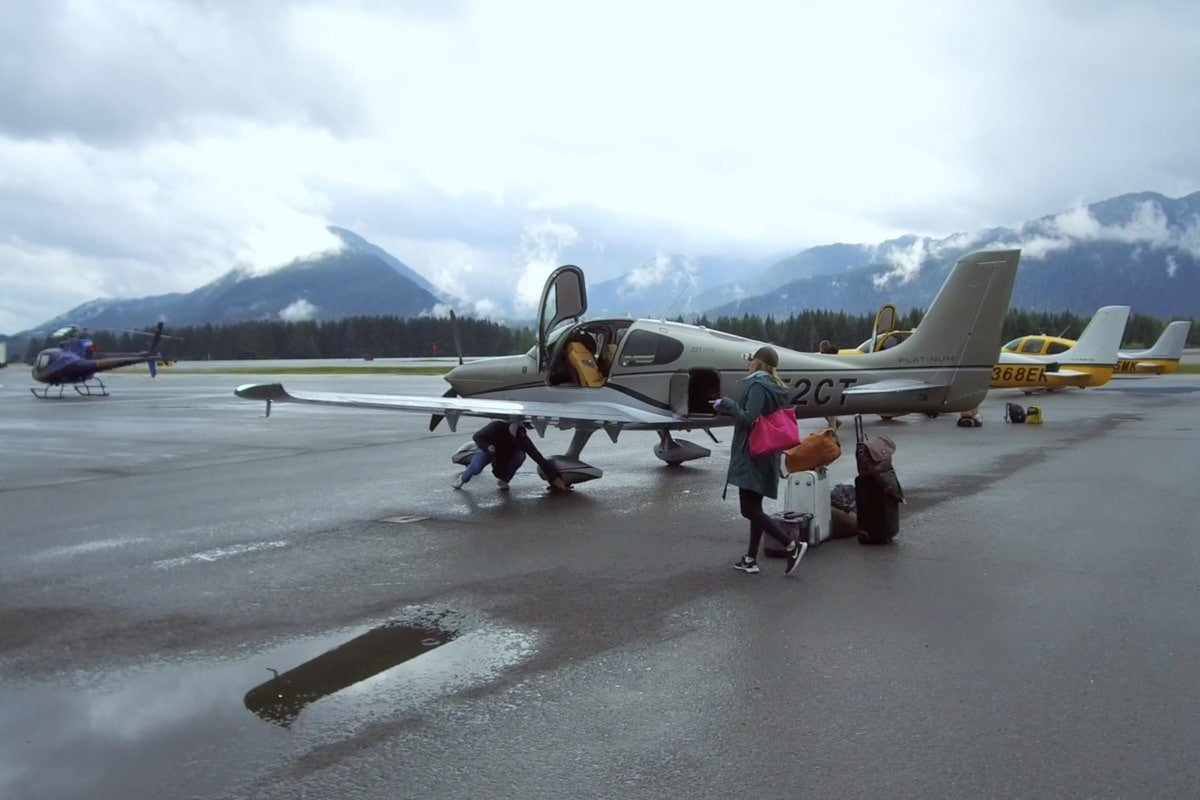 Experience The Cirrus Life in Alaska