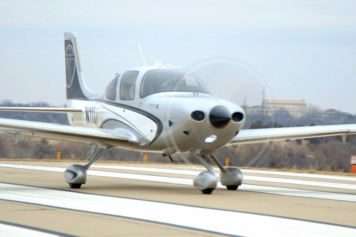 How One Owner Transformed His Business with a Cirrus Aircraft