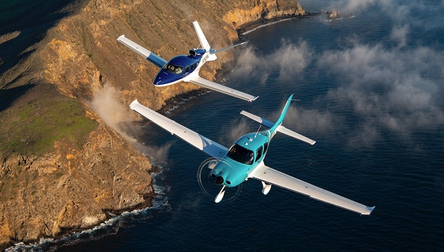 Cirrus Aircraft Expands Offerings for International Customers