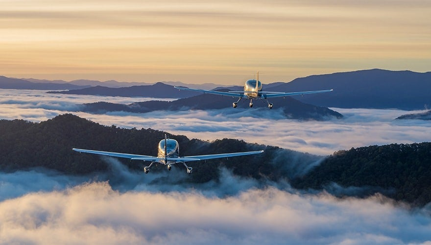 Why We Love Flying To (and Around) Knoxville