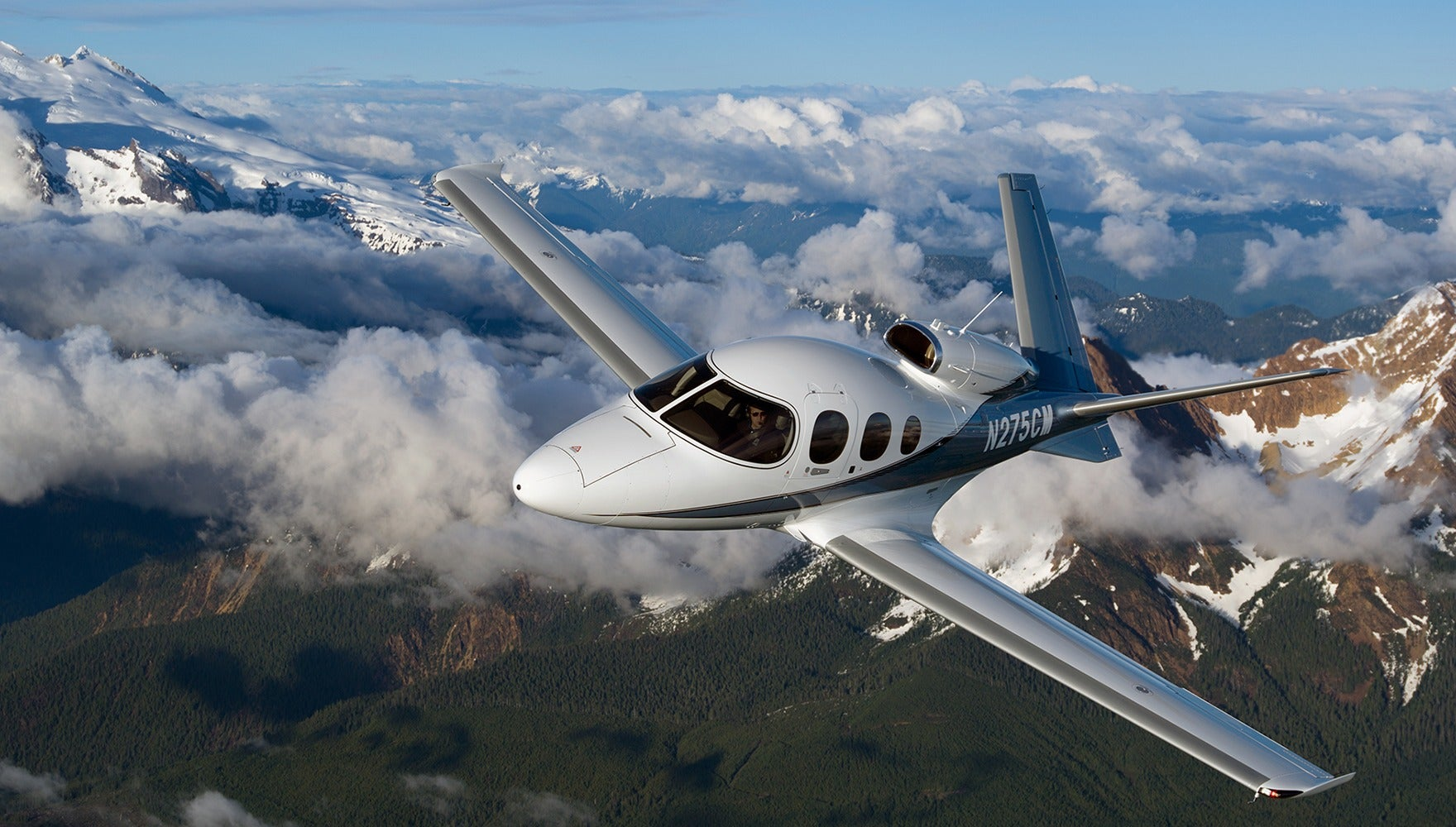 Cirrus Aircraft Unveils G2+ Vision Jet with up to 20% Enhanced Take-Off Performance and InFlight WiFi Connectivity