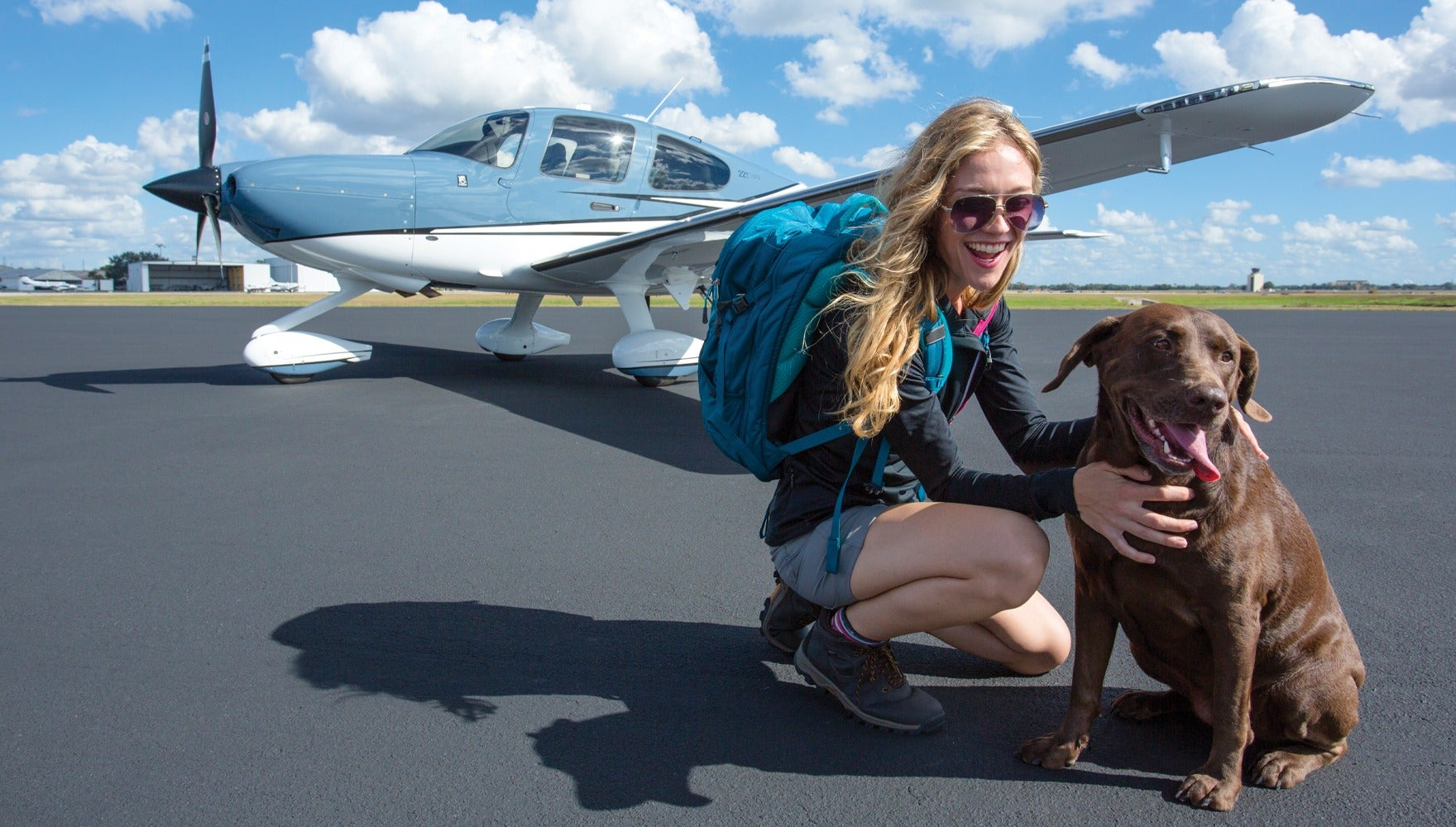 Our Top Tips for Flying with Your Dog